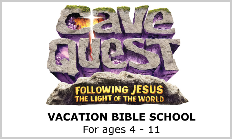 Vacation Bible School at Armenian Martyrs' Congregational Church - 2017 Cave Quest