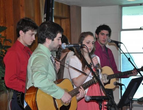 Musicians at AMCC