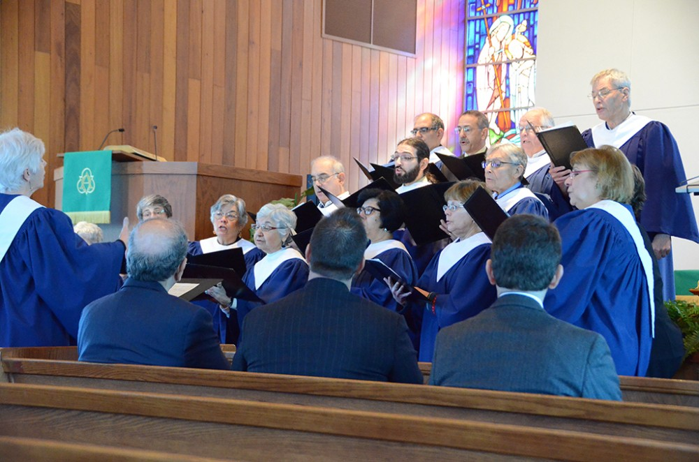 Worship and Music - Armenian Martyrs' Congregational Church